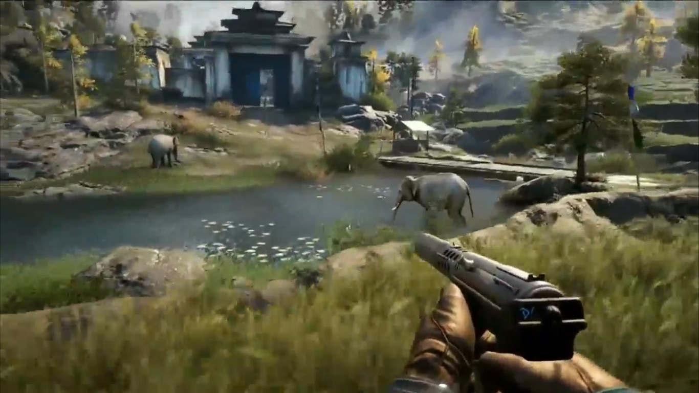 how to play online far cry 4 with friends