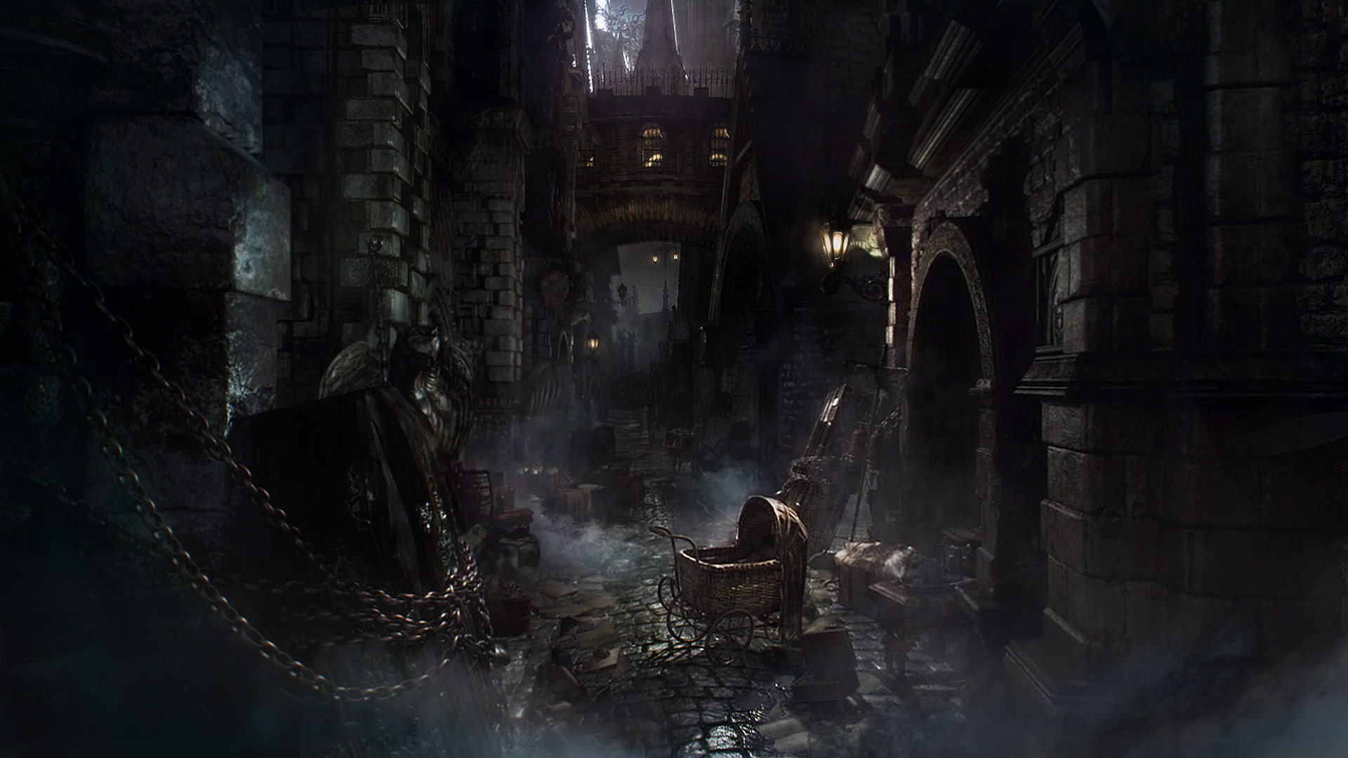 Bloodborne Tokyo Game Show Hands-on Preview | The Escapist