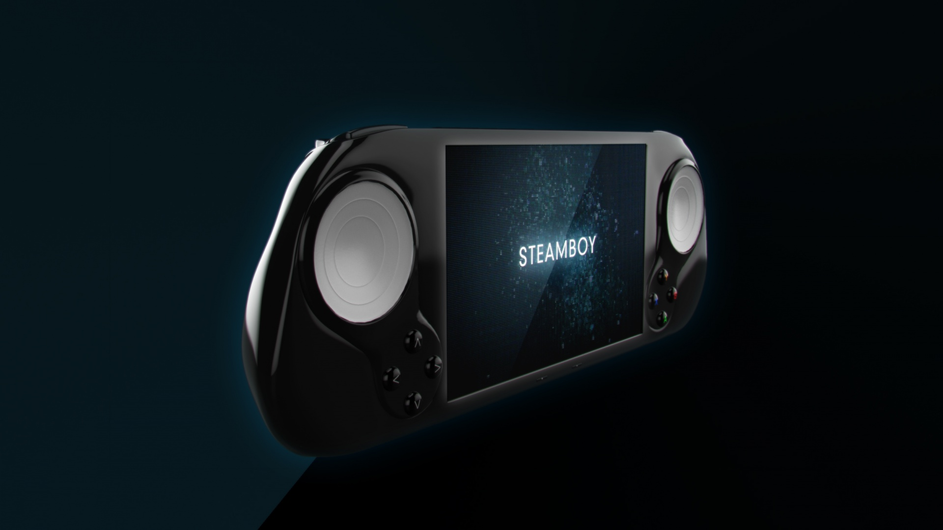 SteamBoy Aims To Be The Handheld Steam Machine - Update