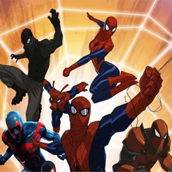 Miles Morales Spider Girl Spider Ham Amp More In Ultimate