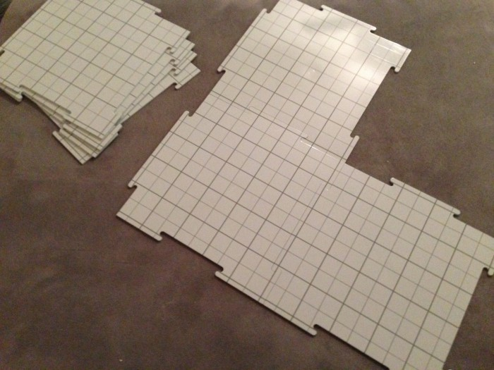 Modular Gaming Grid Tact Tiles Revived On Kickstarter