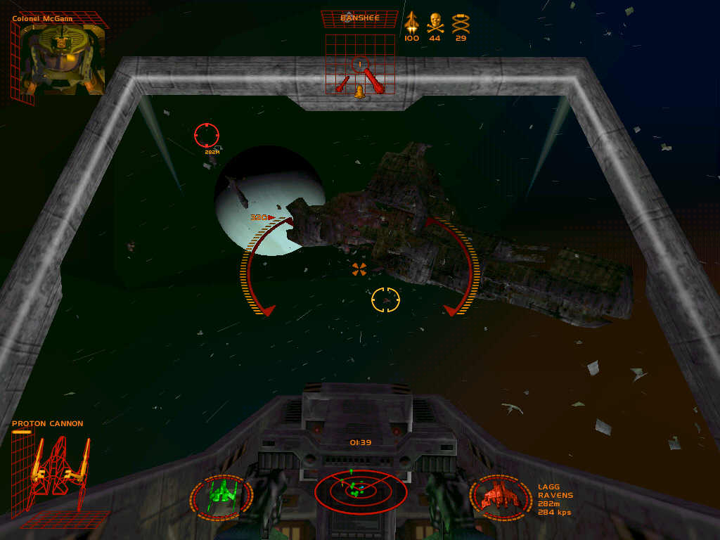 The 15 Best Space Combat Sims Of All Time Video Games