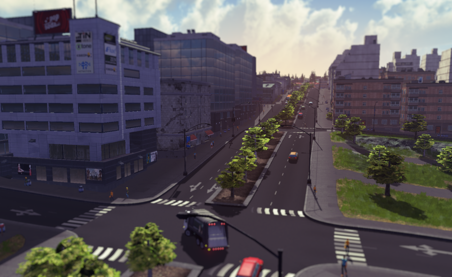 cities skylines coming to xbox one in 2017 the escapist