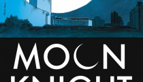 Moon Knight #10, cover by Declan Shalvey.