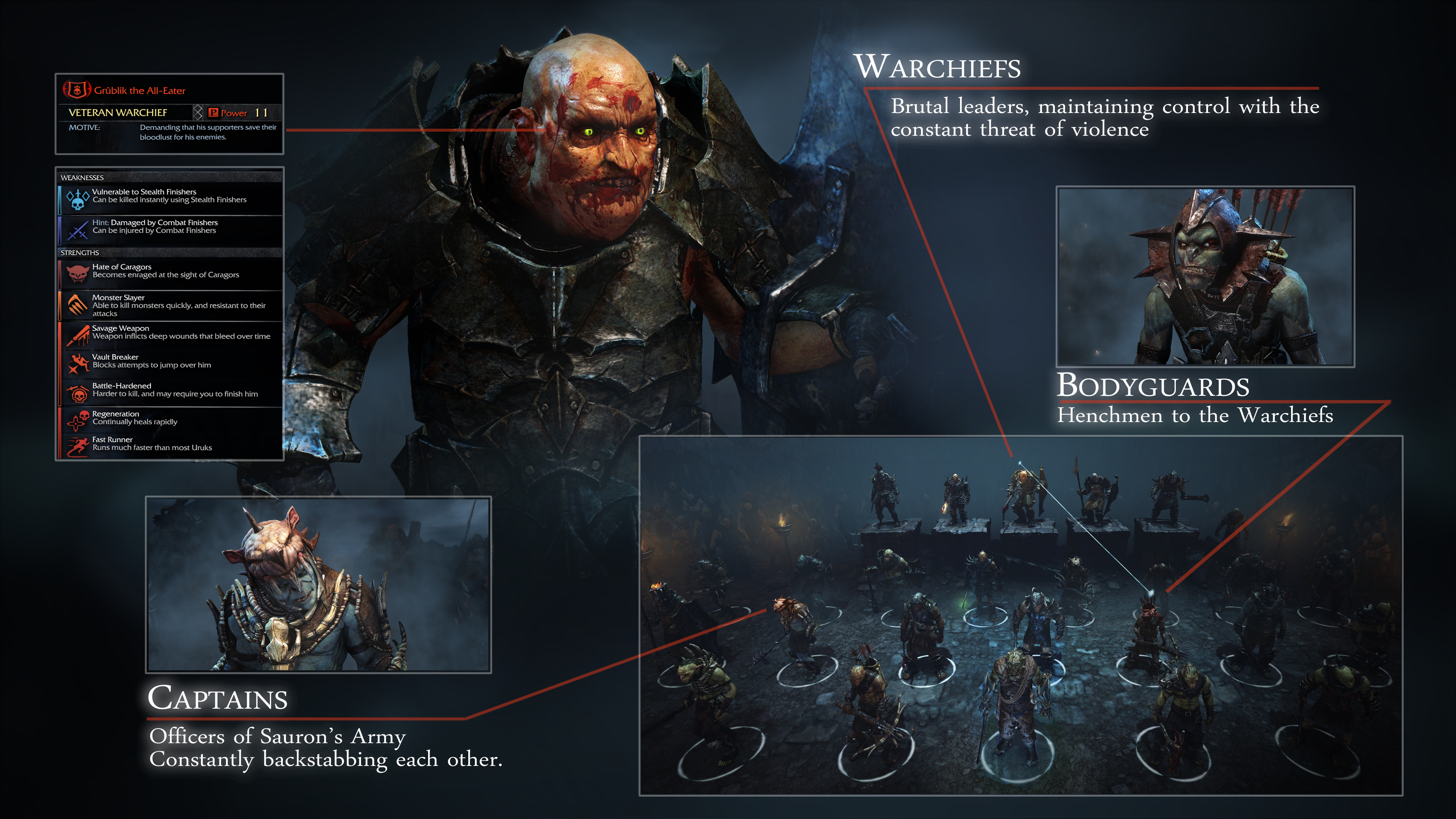 Middle-earth: Shadow of Mordor Offers New Twist on Tolkien\'s The ...