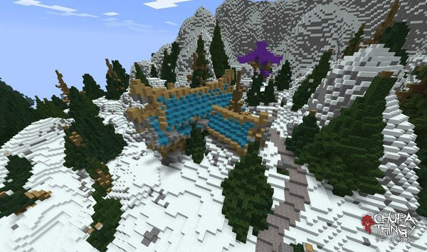 Entire World of Warcraft Gets Recreated in Minecraft – Map World of Warcraft Minecraft