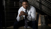 John Diggle (played by David Ramsay).  Photo Credit: The CW.