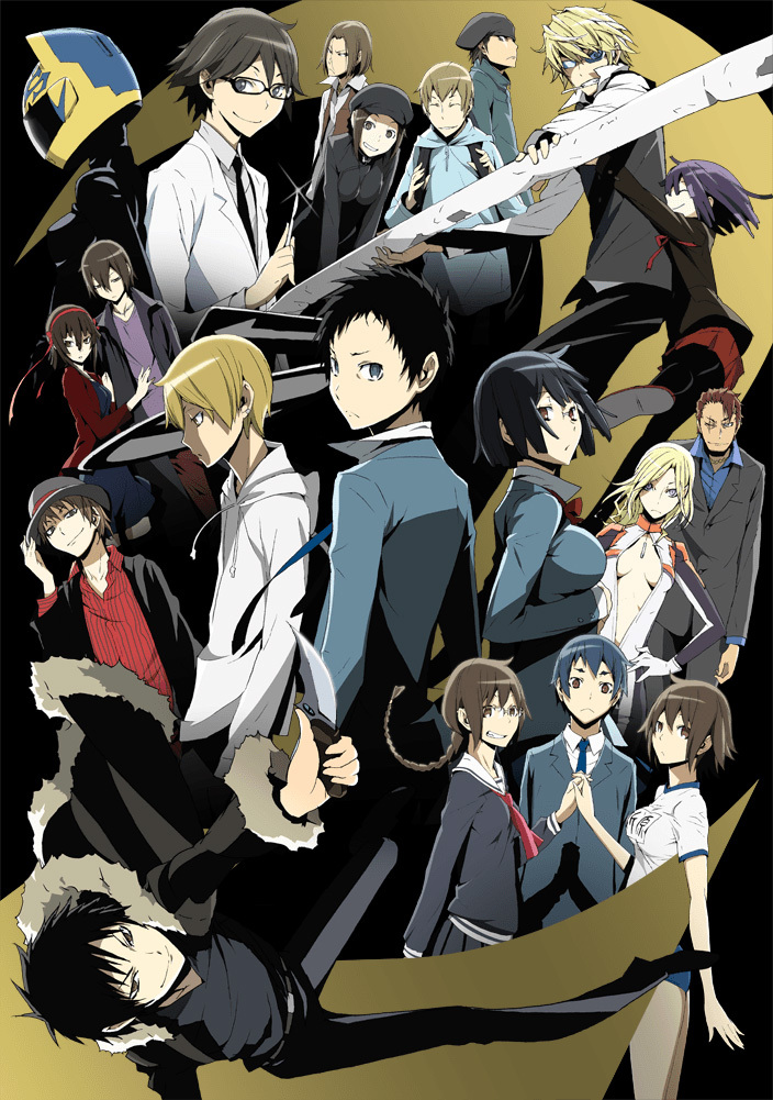 Durarara!!x2 Episodes To Be Spread Out Over One Year