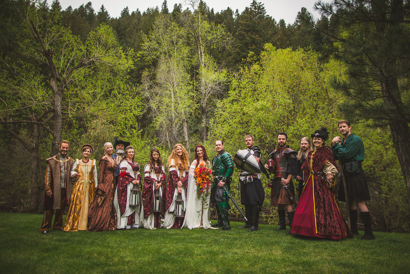Elven themed wedding images wedding decoration ideas ideas fantasy wedding combines lord of the rings and game of thrones the junglespirit Choice Image