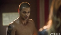 J.R. Ramirez as Ted Grant. Photo Credit: Cate Cameron/The CW