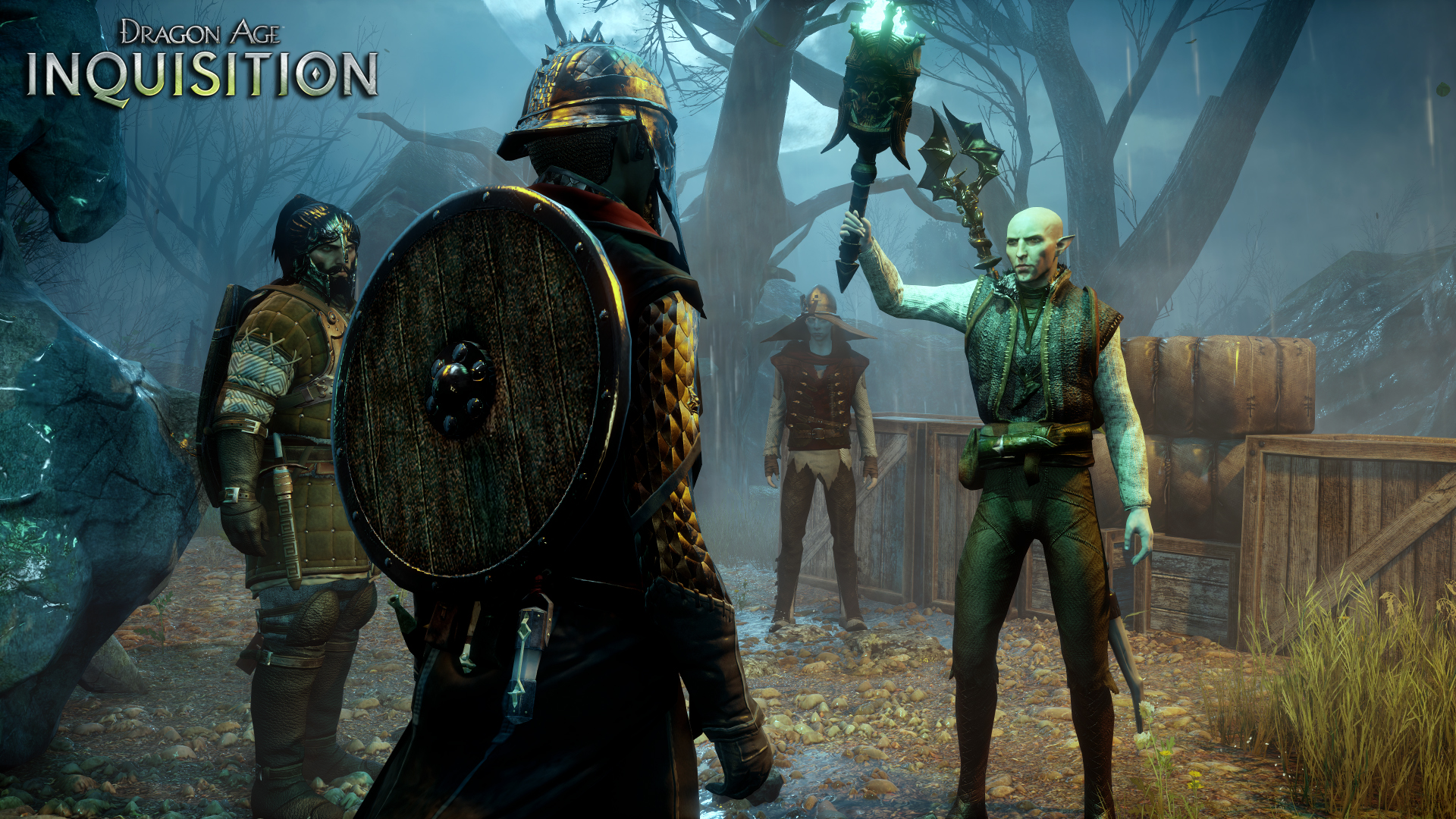 Dragon Age Bioware Video Games Rpg Fantasy Art: Dragon Age: Inquisition BioWare RPG Preview