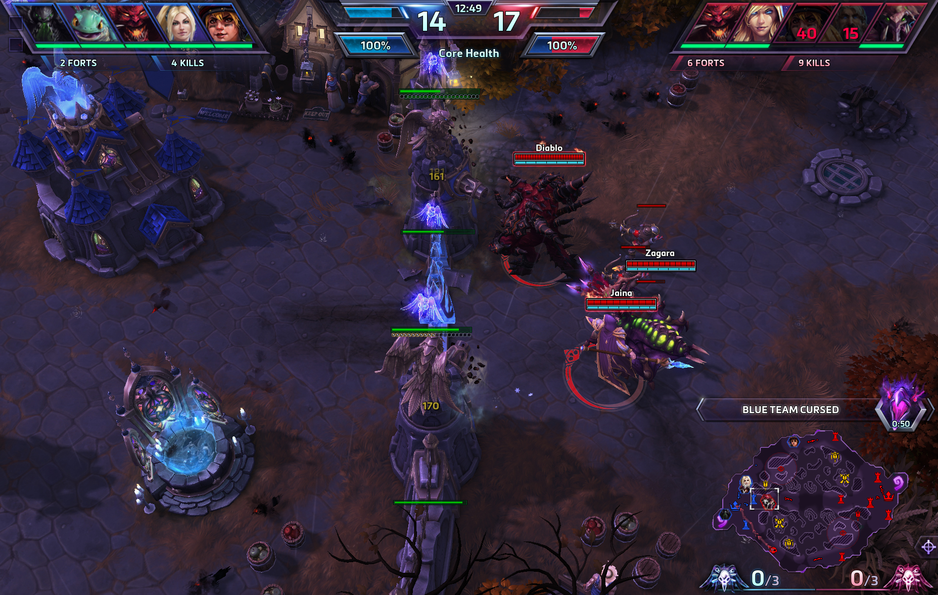 Heroes of the storm matchmaking bad