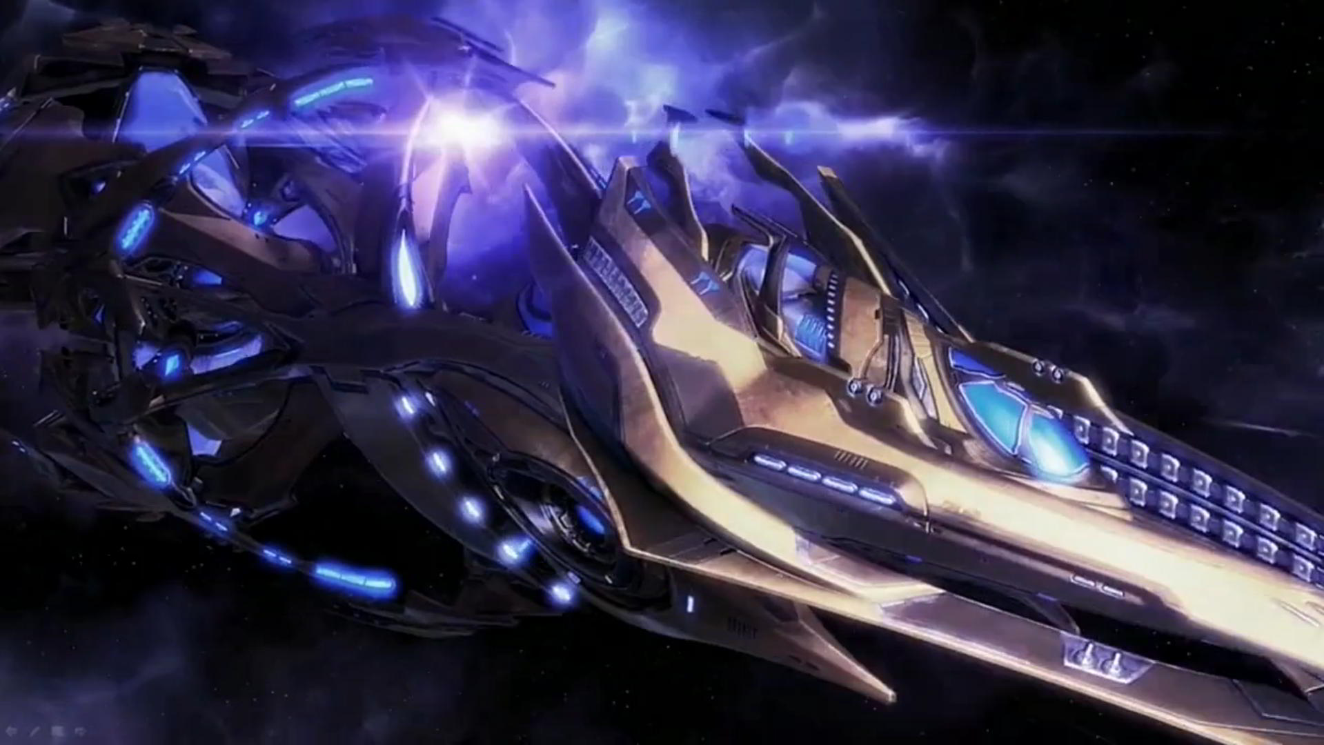 Legacy Of The Void Wallpapers: StarCraft 2: Legacy Of The Void Panel Images