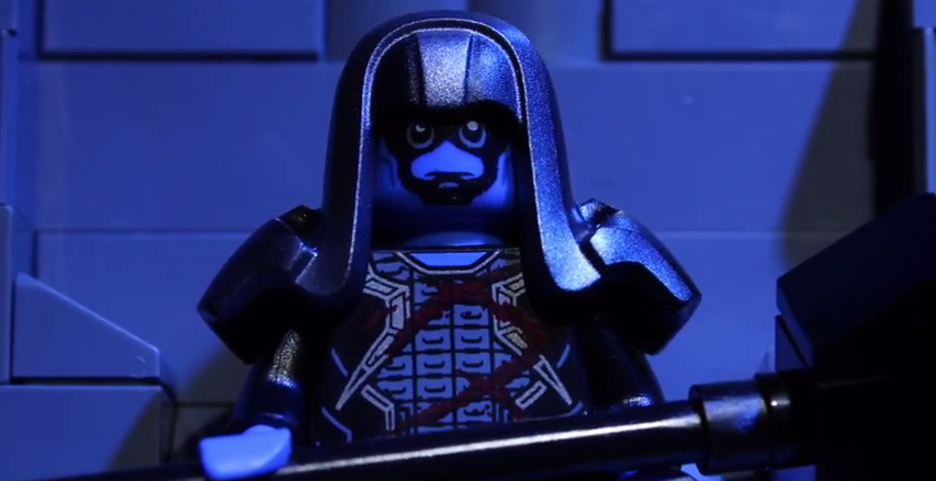 Guardians of the Galaxy's Ronan the Accuser Paroided in ...