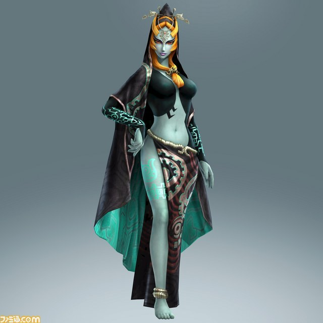 Twilight Princess's True Form To Be Playable in Hyrule Warriors ...