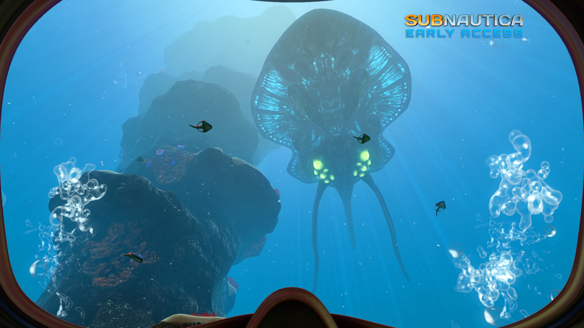 Subnautica Is A New Underwater Exploration FPS From Natural Selection 2 Devs The Escapist