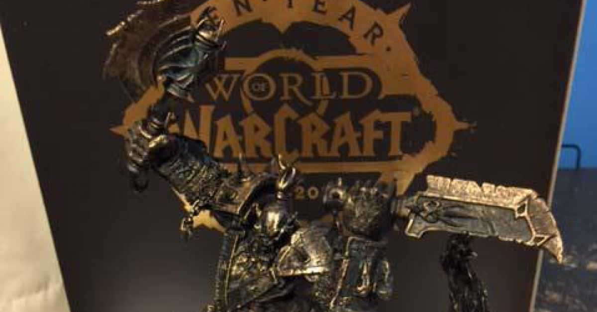 world of warcraft king
