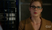 Emily Bett Rickards as Felicity Smoak. Photo Credit: The CW.