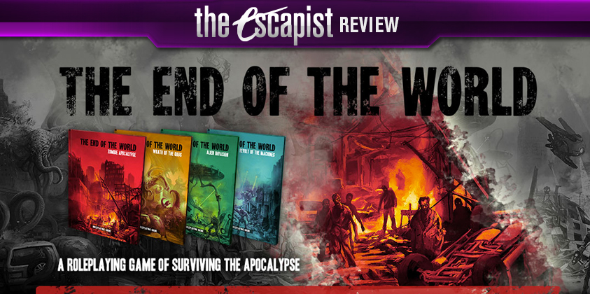 the end of the world rpg pdf