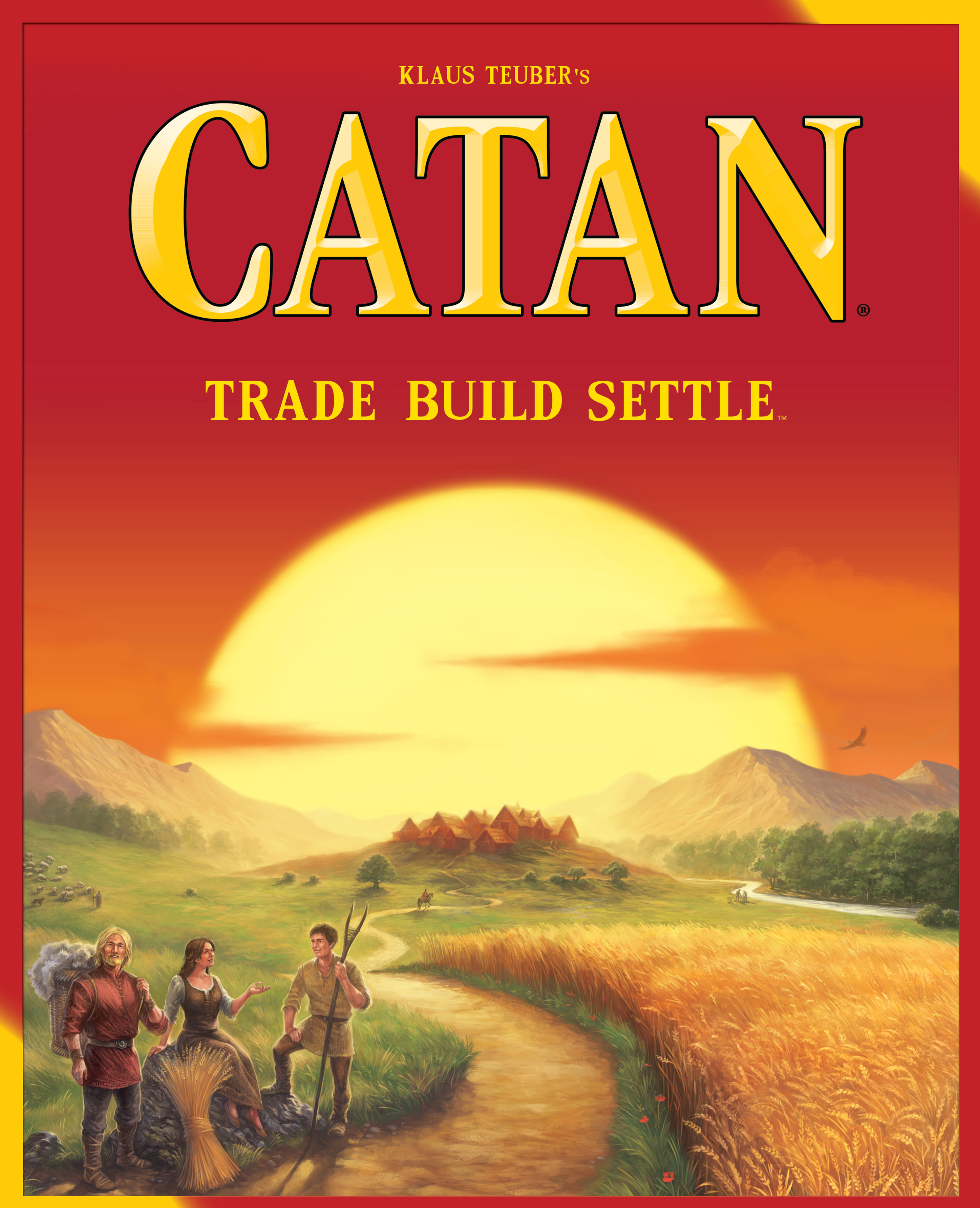 Family Edition Settlers Of Catan