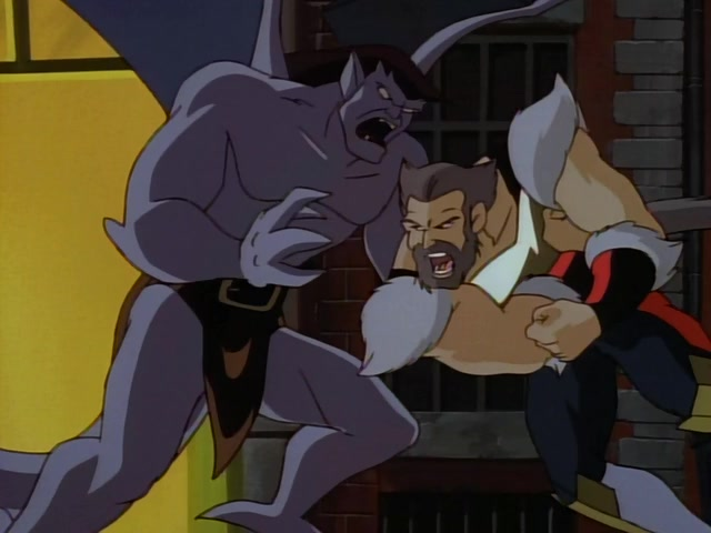 Gargoyles bad guys (2007) comic books