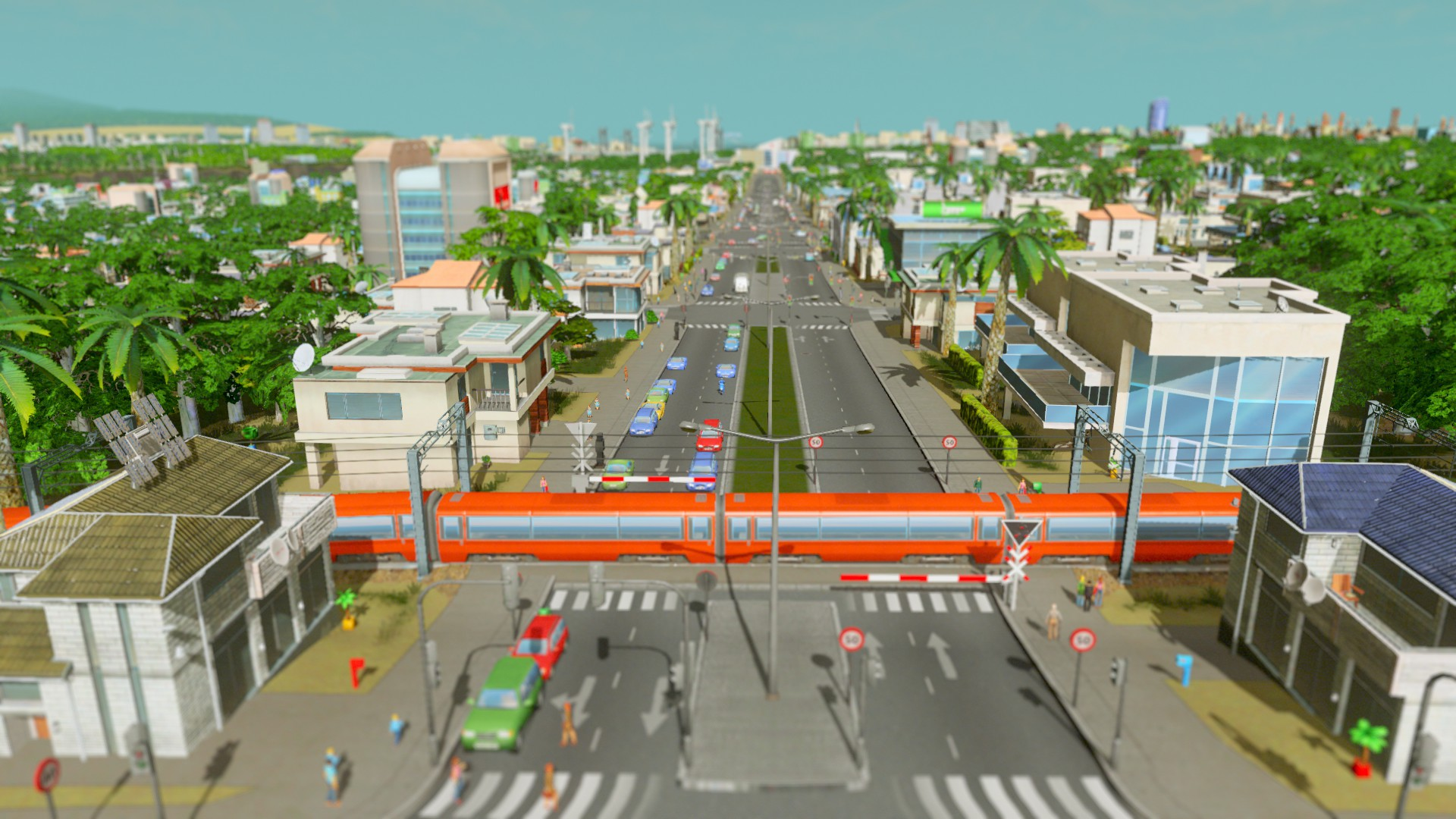 Cities skylines review modern city building made easy for Building builder online
