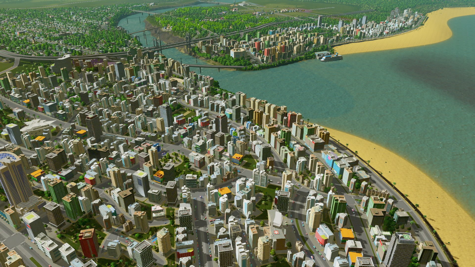 Comparing Simcity To Cities Skylines Provides An Obvious