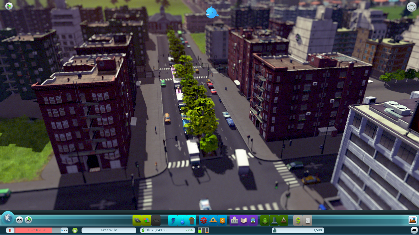 Comparing simcity to cities skylines provides an obvious for Builders first