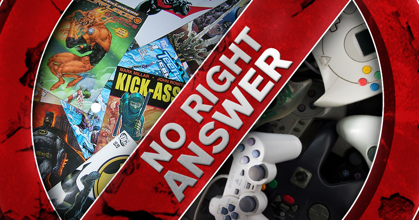 The Final Episode No Right Answer No Right Answer Video Gallery The Escapist