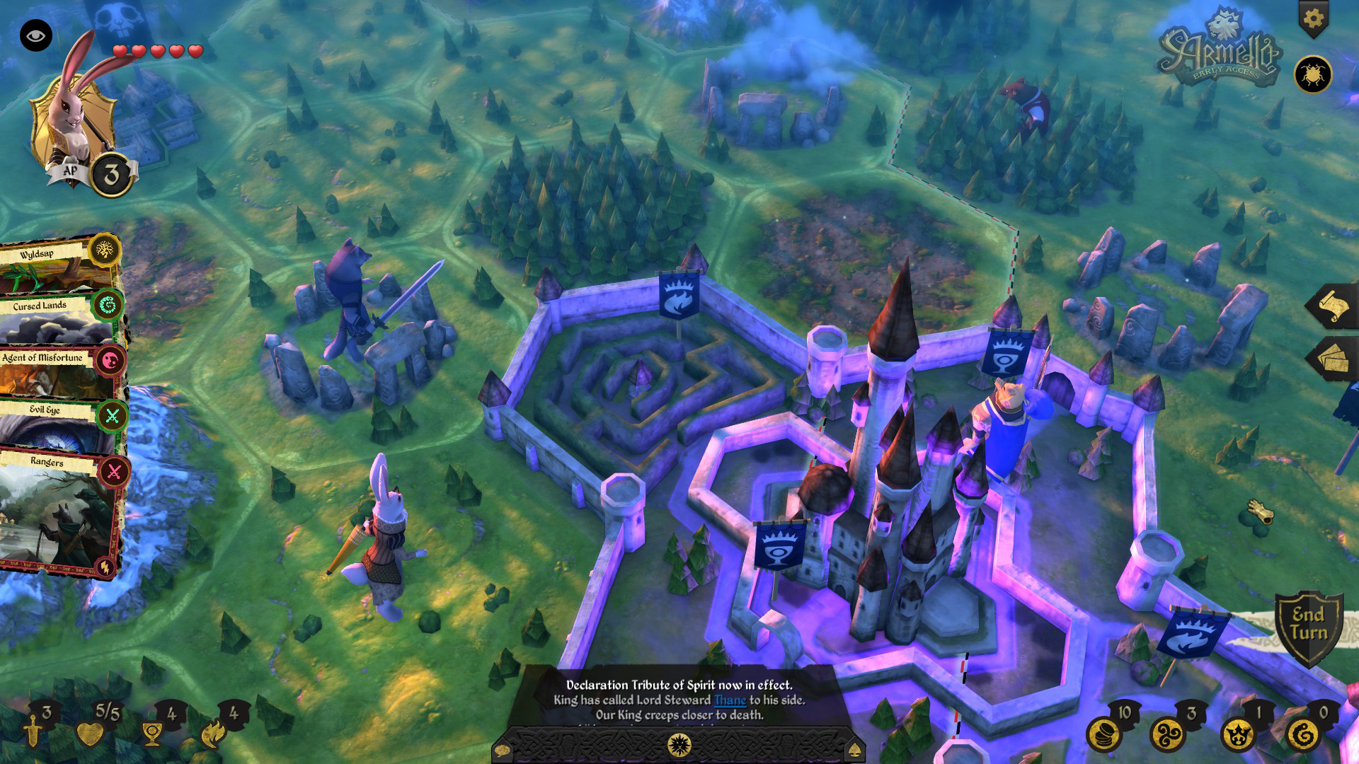 armello board game