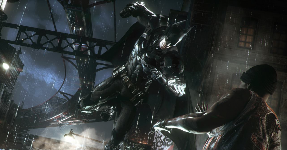 Batman Arkham Knight Heir To The Cowl Azrael Locations