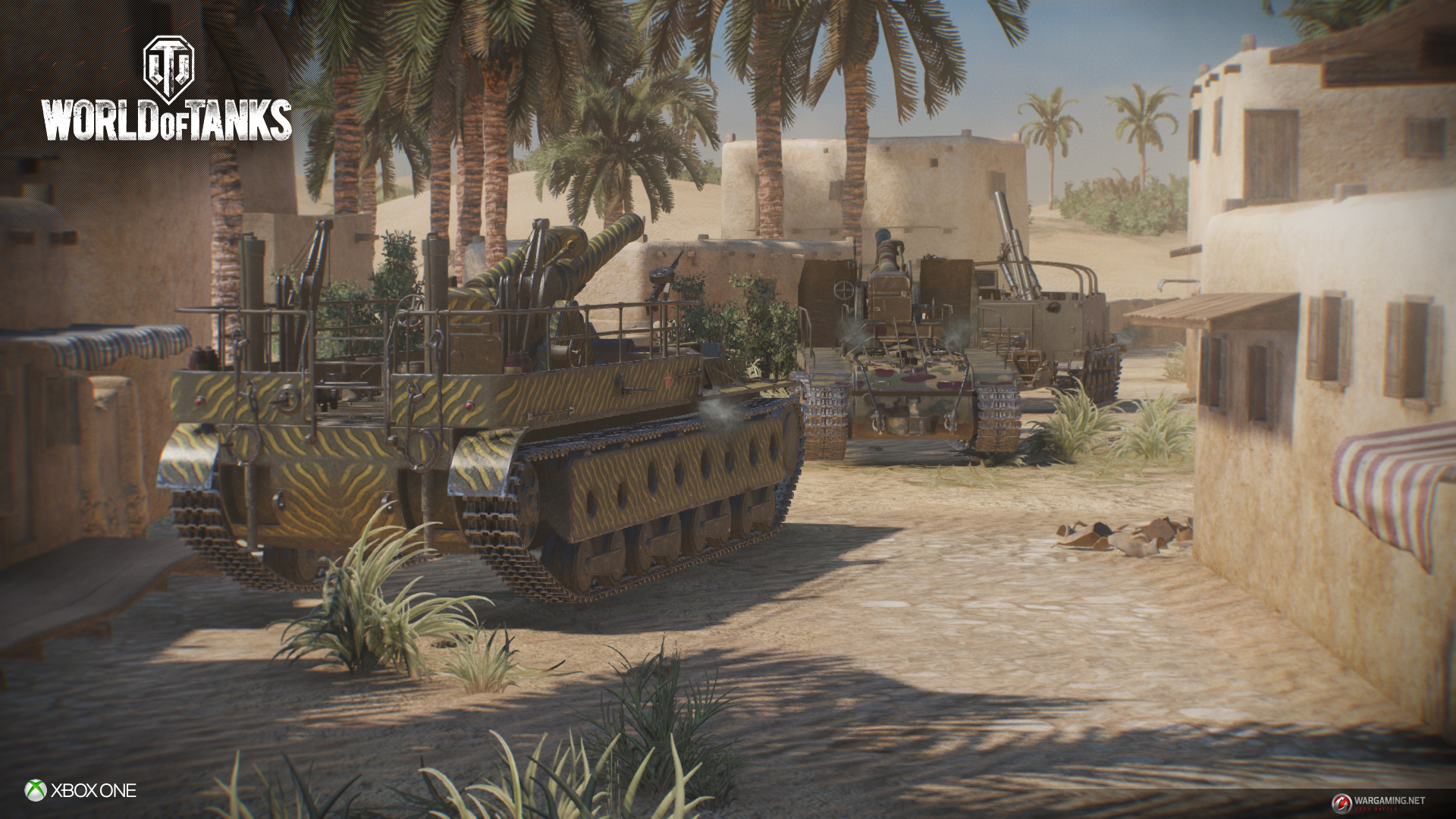 World Of Tanks on Xbox One: we've played it, we've got the first ...