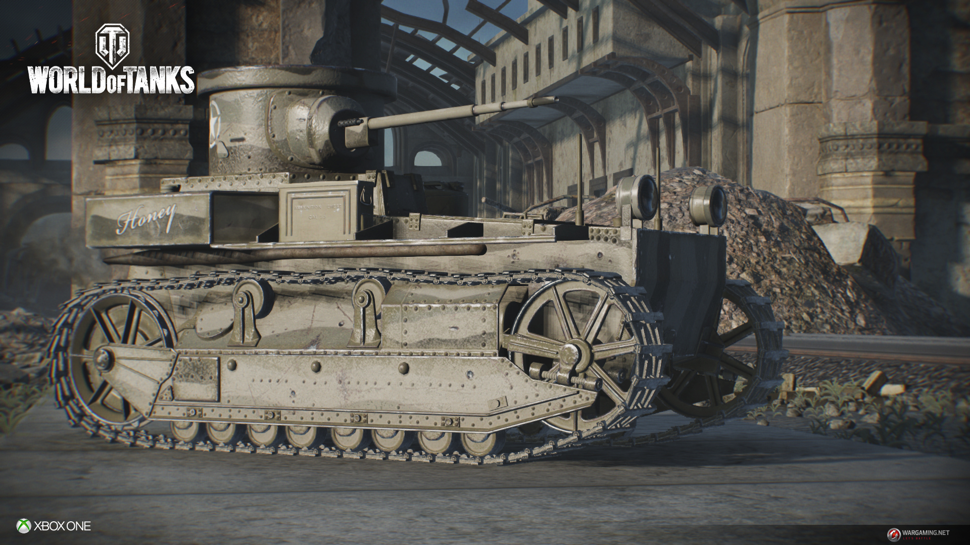 World of Tanks Coming To Xbox One - WTFGamersOnly
