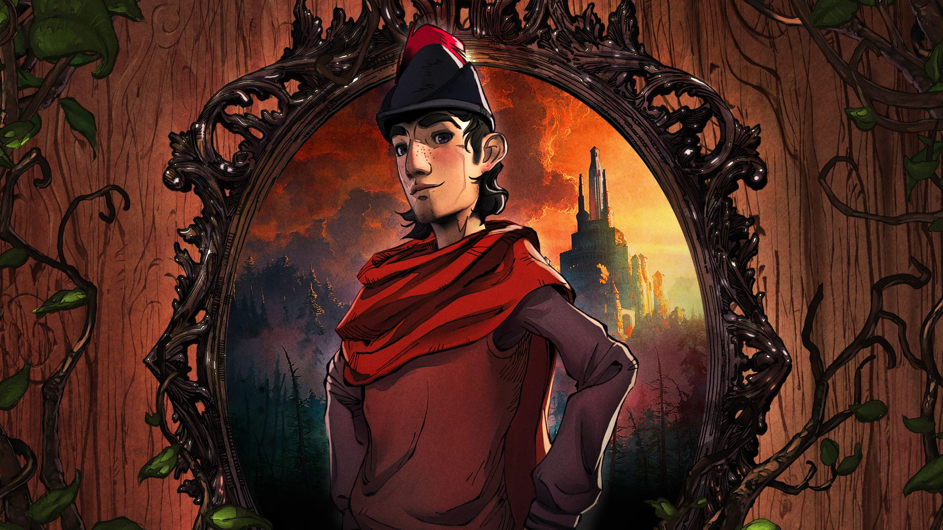 King's Quest Ch1 Logo Large