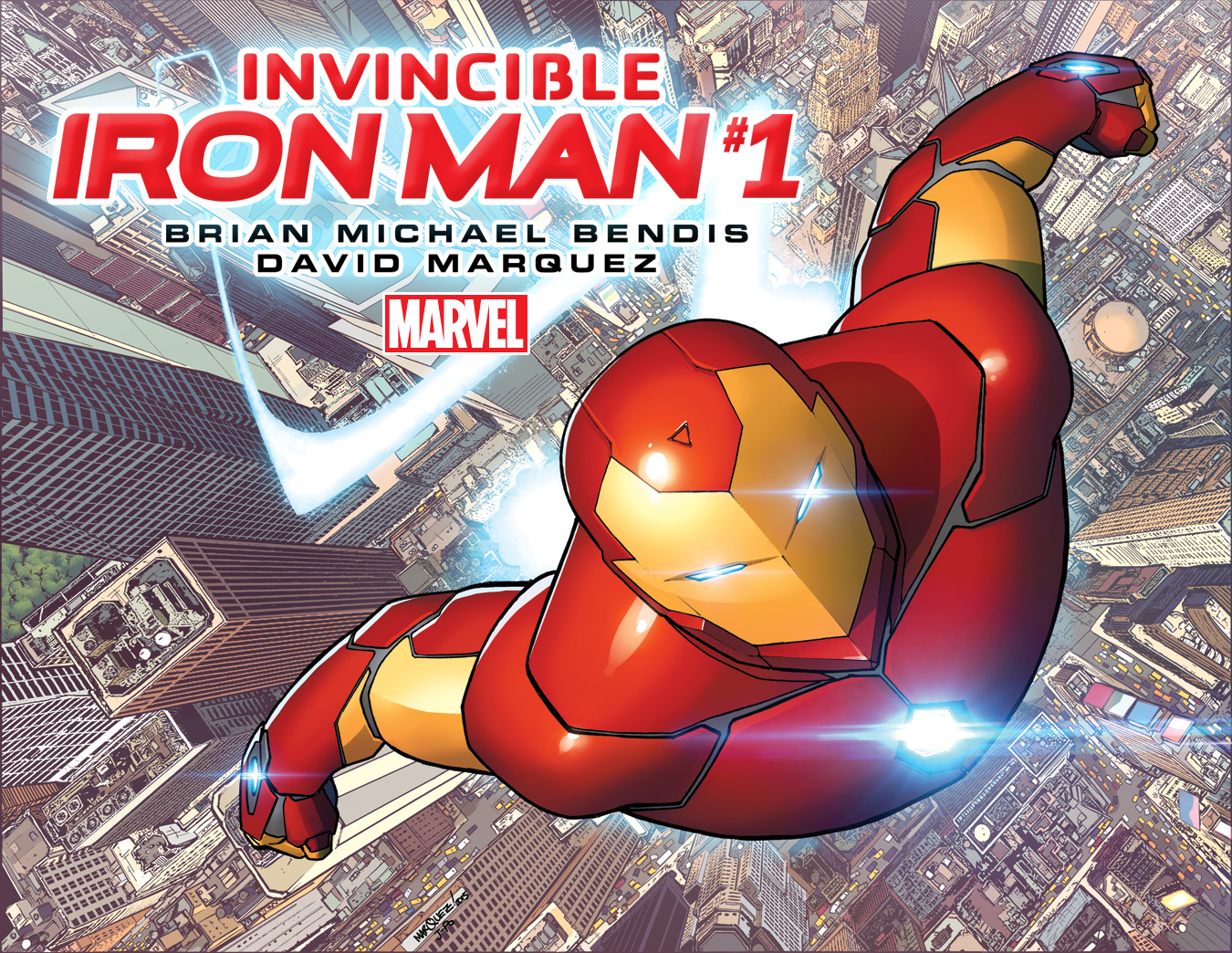 marvel previews invincible iron man 1 the escapist. Black Bedroom Furniture Sets. Home Design Ideas