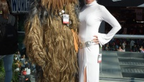 The Force Awakened all kinds of Star Wars cosplay!