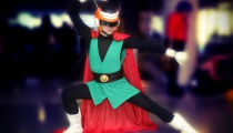 Great Saiyaman by Lookovhere
