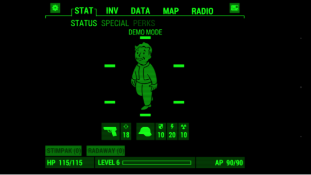 Fallout 4s Pip Boy Companion App Released The Escapist