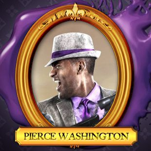 Pierce Washington