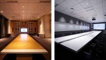 Do you prefer your conferences traditional or ultra-modern?