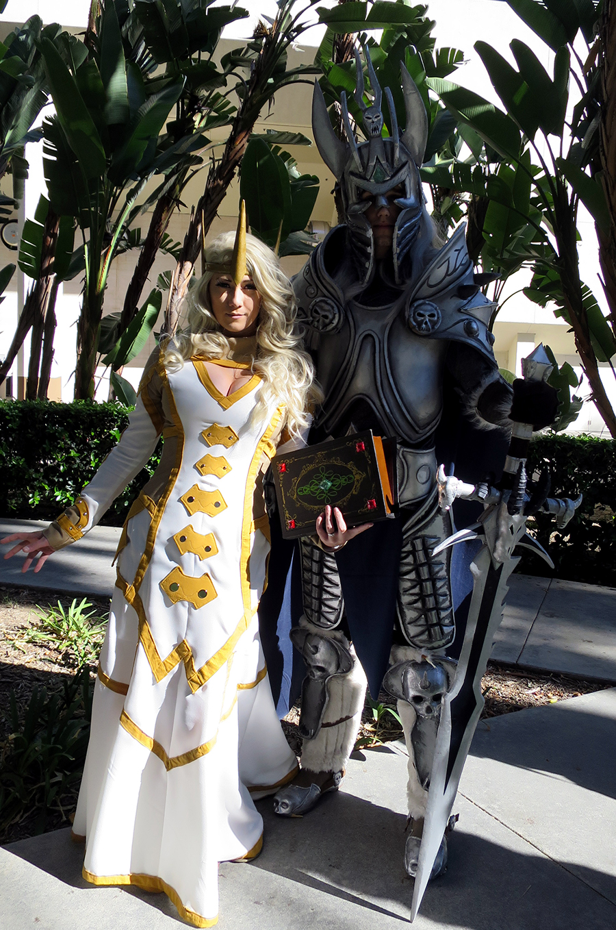Cosplay Pictures from BlizzCon 2015 Cosplay Galleries
