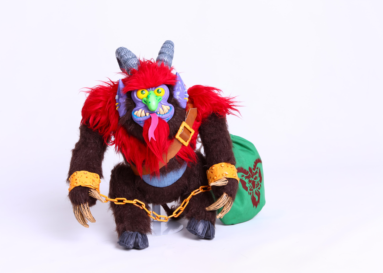 Krampus Toy Arrives on Kickstarter