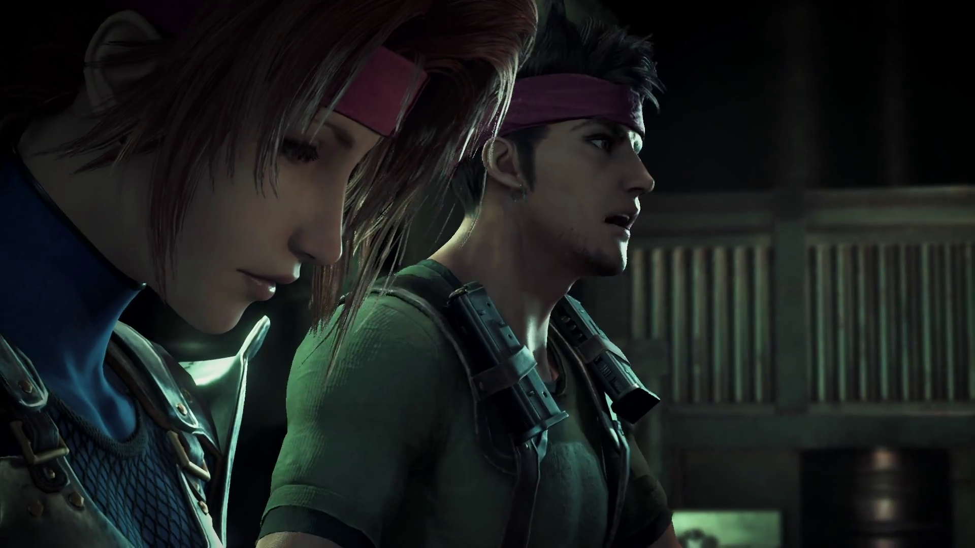 Final Fantasy VII Remake To Be Created With Unreal Engine 4