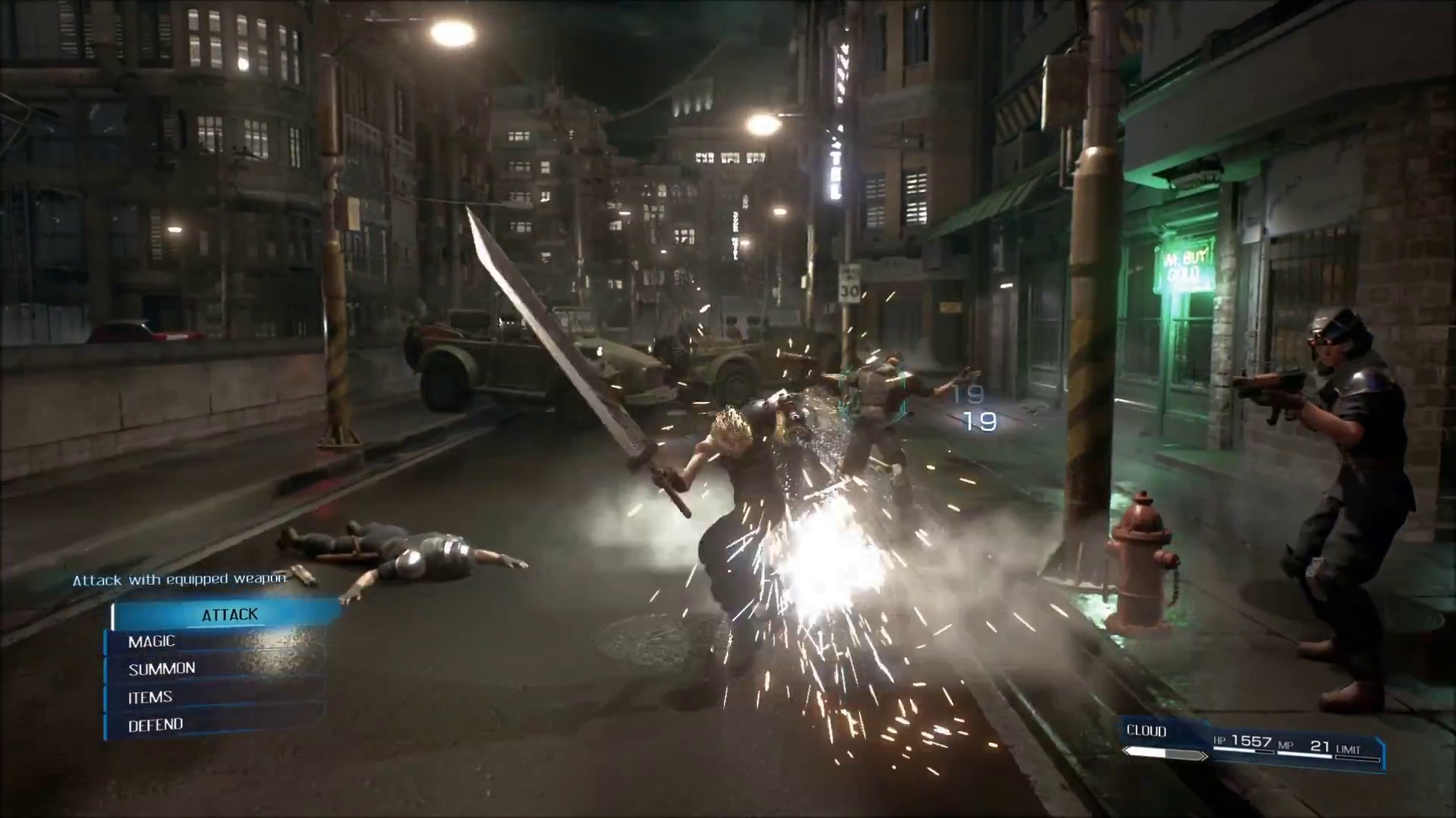 Final Fantasy VII Remake Trailer Offers First Glimpse of New Combat