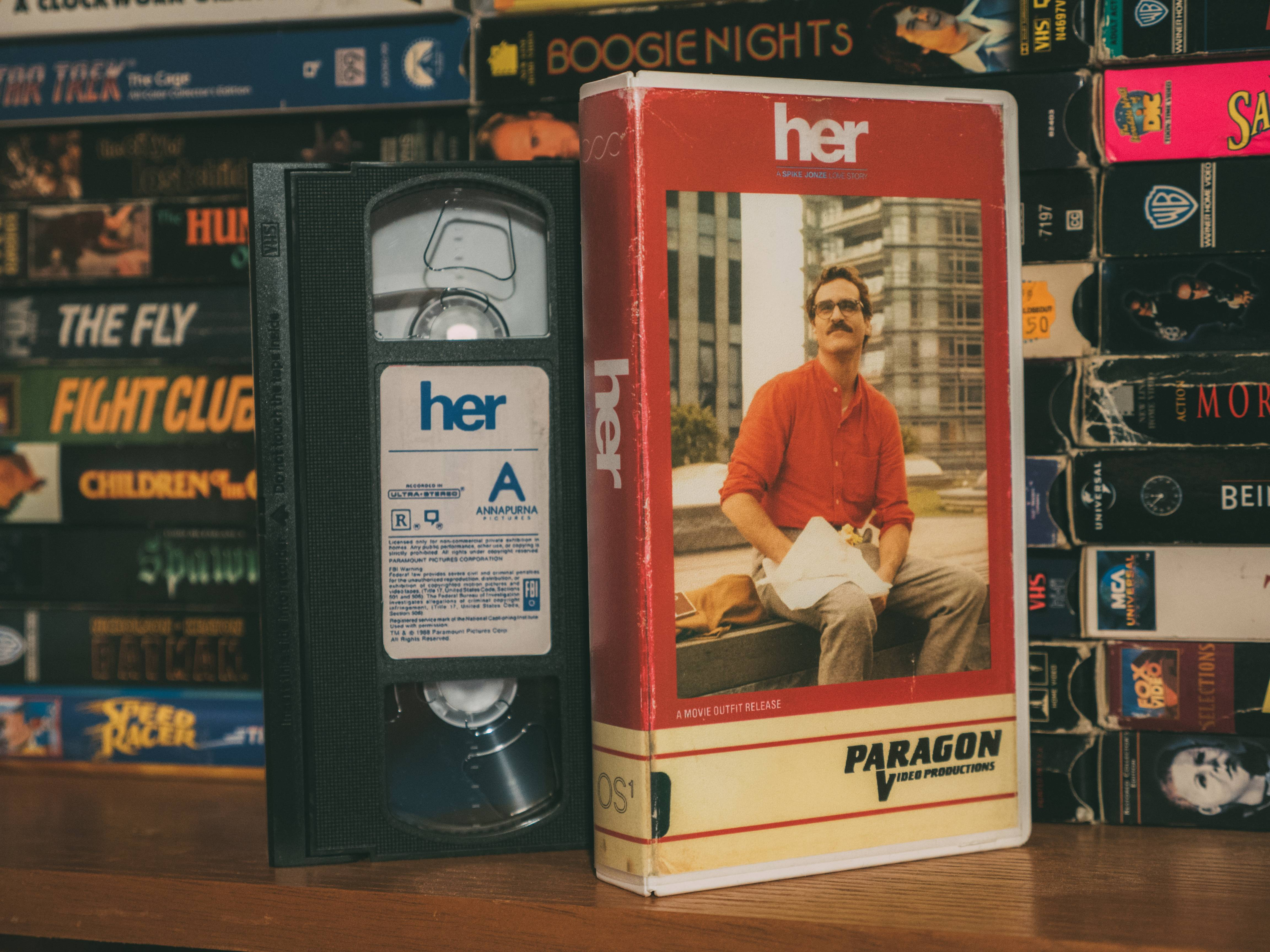 gallery  modern movies receive vhs cover art