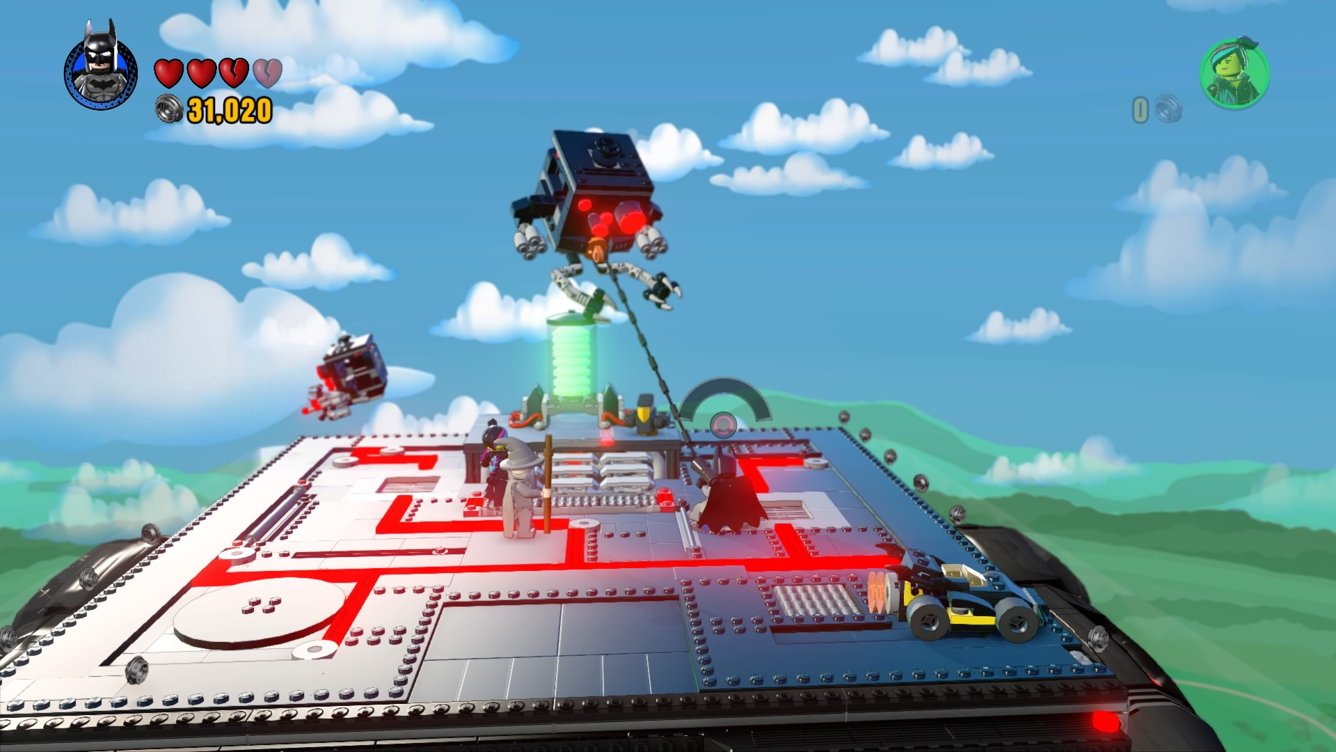 Lego Dimensions Story Mode Walkthrough Walkthroughs