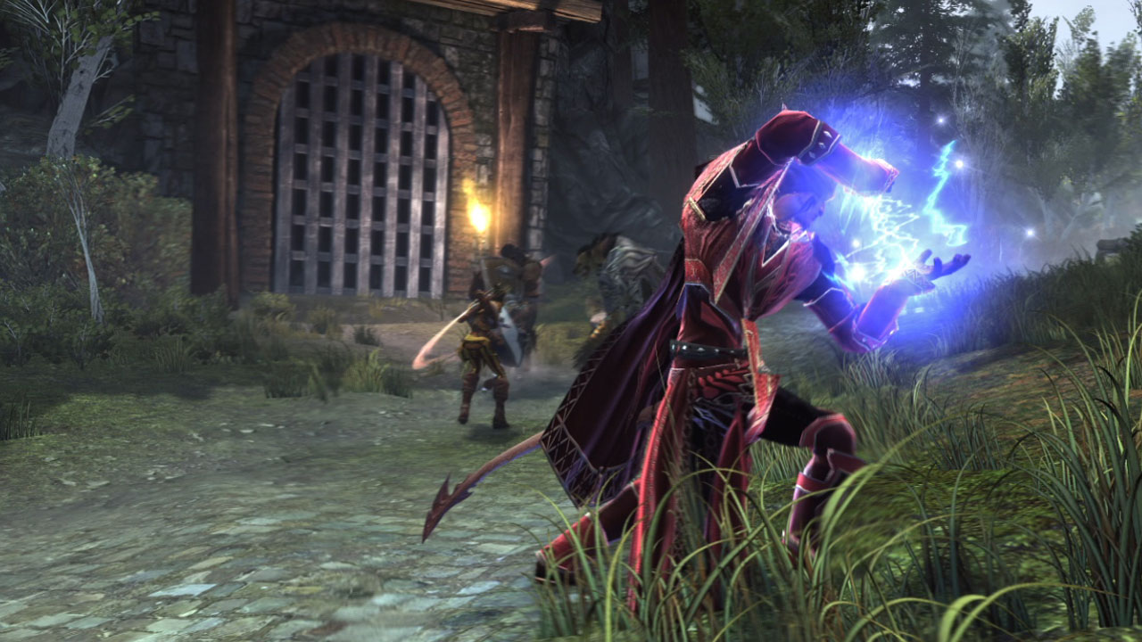 Perfect World Rolls Out Neverwinter Screens and Trailer