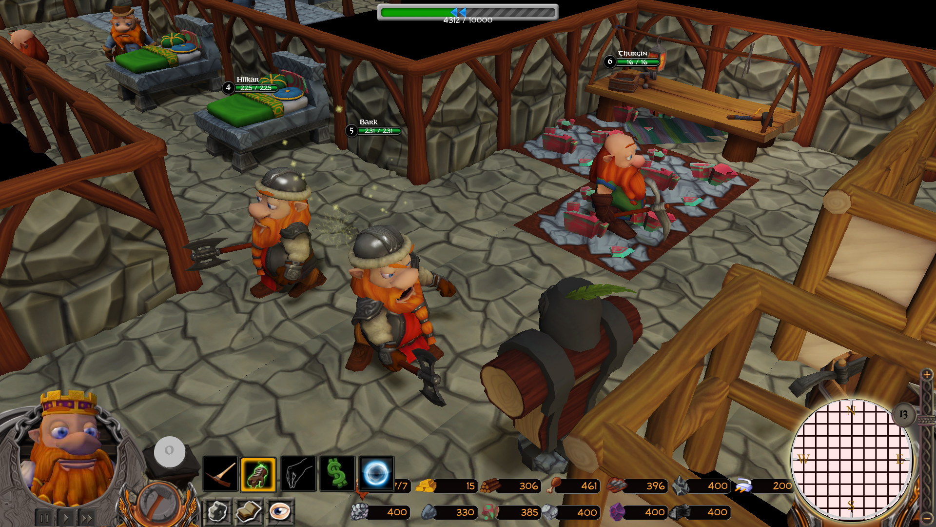 a game of dwarves review reviews the escapist