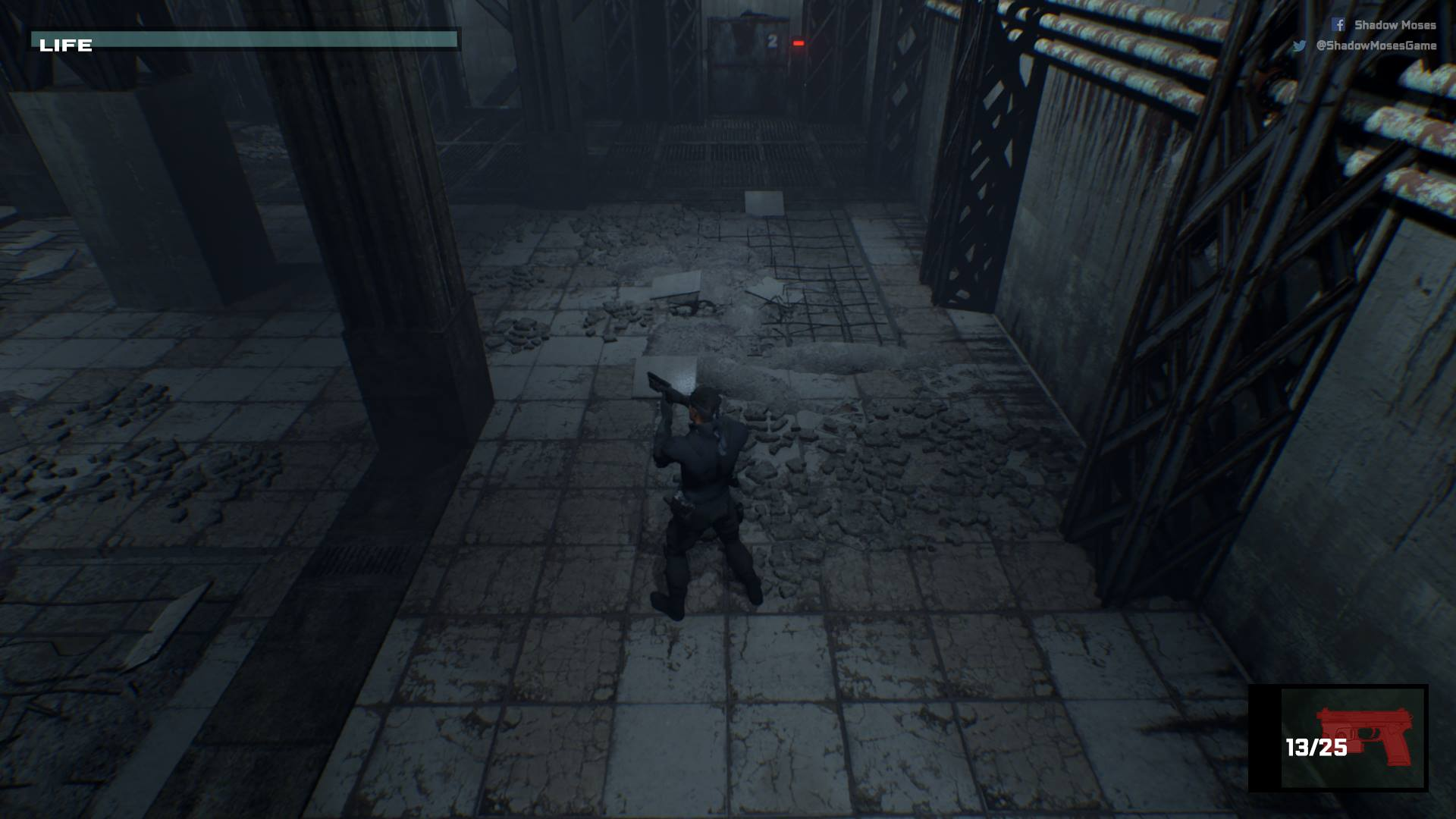 Shadow Moses Metal Gear Solid Unreal Engine Fan Remake Trailer | The