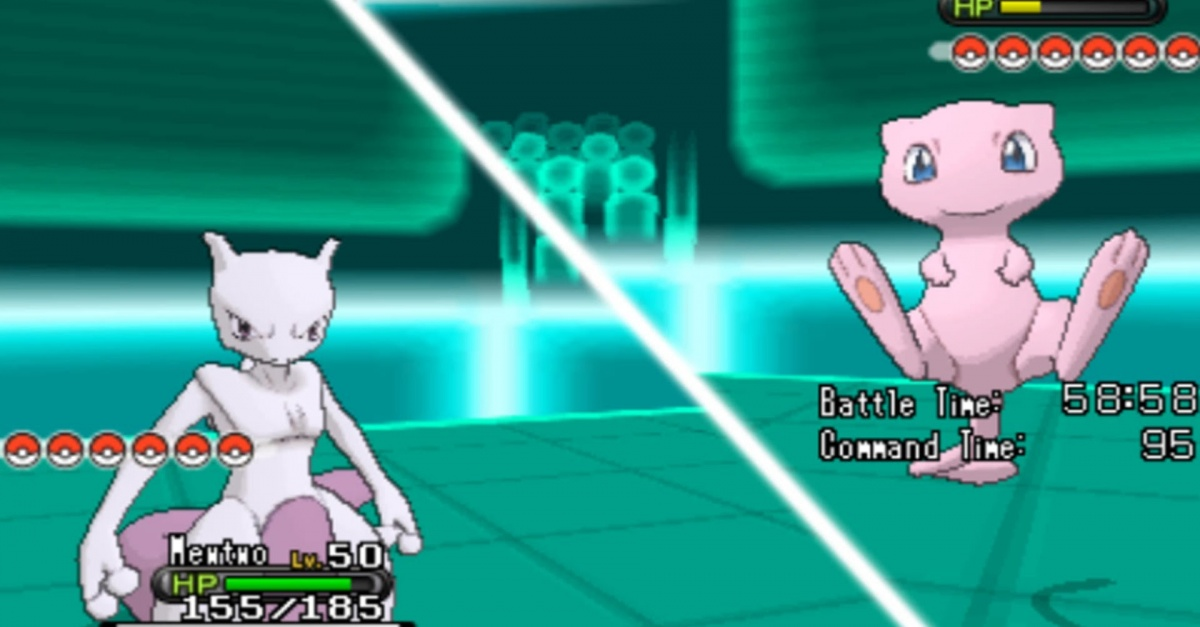Mew Pokemon X and Y Download Code at Gamestop   The Escapist